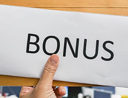 Ziekteverlof: geen targets, toch een bonus?