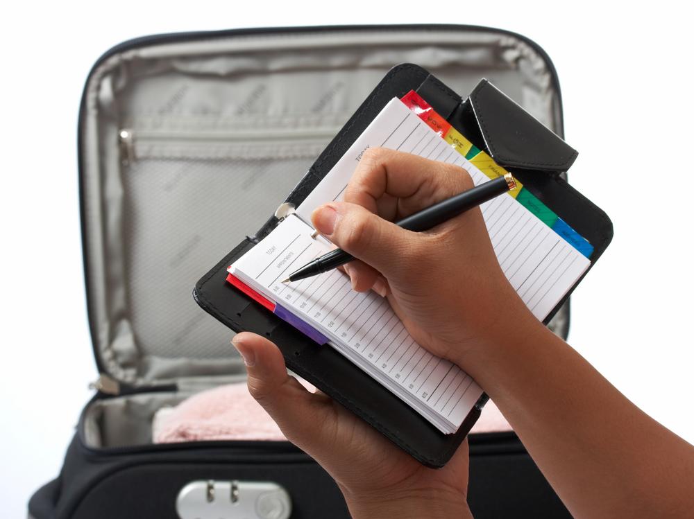 Vakantiedagen regelen? Gebruik deze checklist!